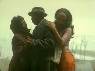 "Sade sidles a dancing elderly couple: ""You think I'd leave your side, baby? You know me better than that."""