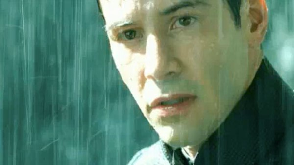 Neo in The Matrix Revolutions