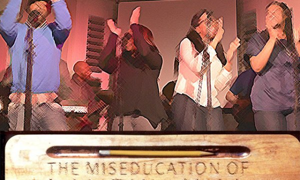 The Miseducation of the Worship Leader