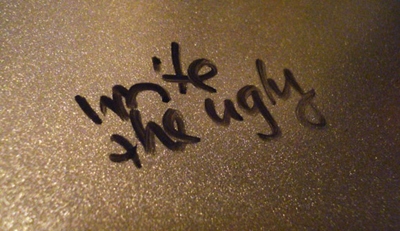 WriteTheUgly